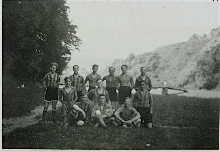 1930er_Seniorenmannschaft