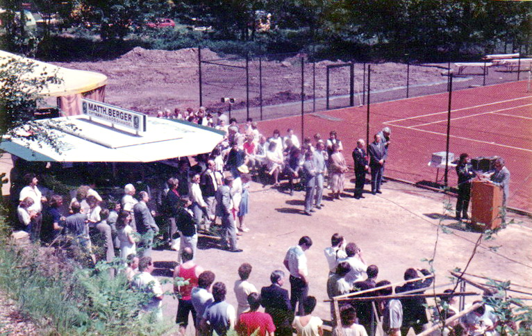 1984.Einweihung Tennisanlage_17