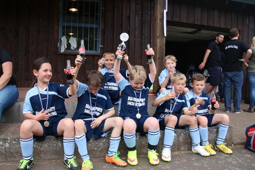 F1: Turniersieg in Birresborn