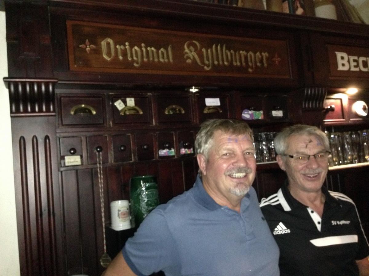 Original Kyllburger auf Sardinien
