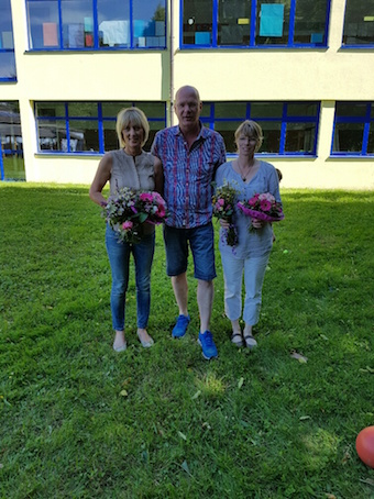Dank an Petra und Liane !