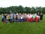 C-Jugend: Erster Auftritt der neuen Mannschaft beim VG-Pokalturnier