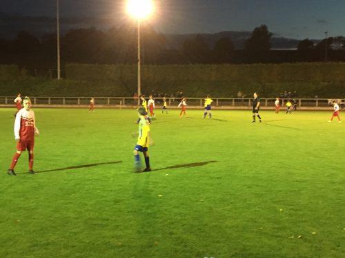 C-Jugend: Flutlichtspiel im Rheinlandpokal