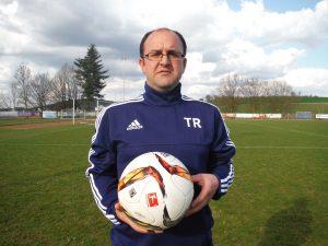 Thomas Schon wird in der neuen Saison Trainer der 1. Mannschaft