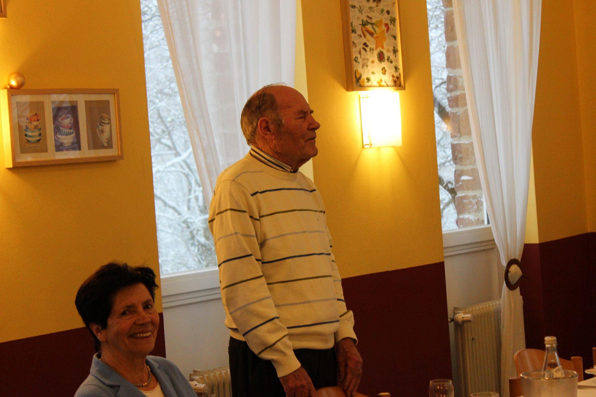 Ehrenmitglied Günther Gorges – Glückwunsch zum 80. Geburtstag!