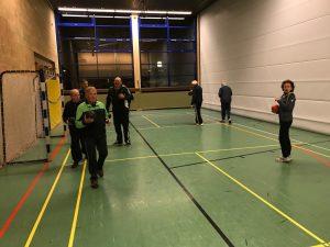 Sport am Montagabend im SVK – aktiv auch im Alter!