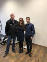 Glückwunsch zur Eröffnung der Kyllburger Physiotherapiepraxis Peifer-Weihs & Pauli !