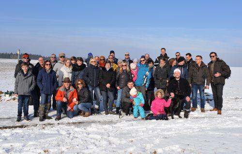 AH Winterwanderung mit Familien 2018
