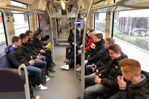 2019 B-Jugend Weihnachtsausflug