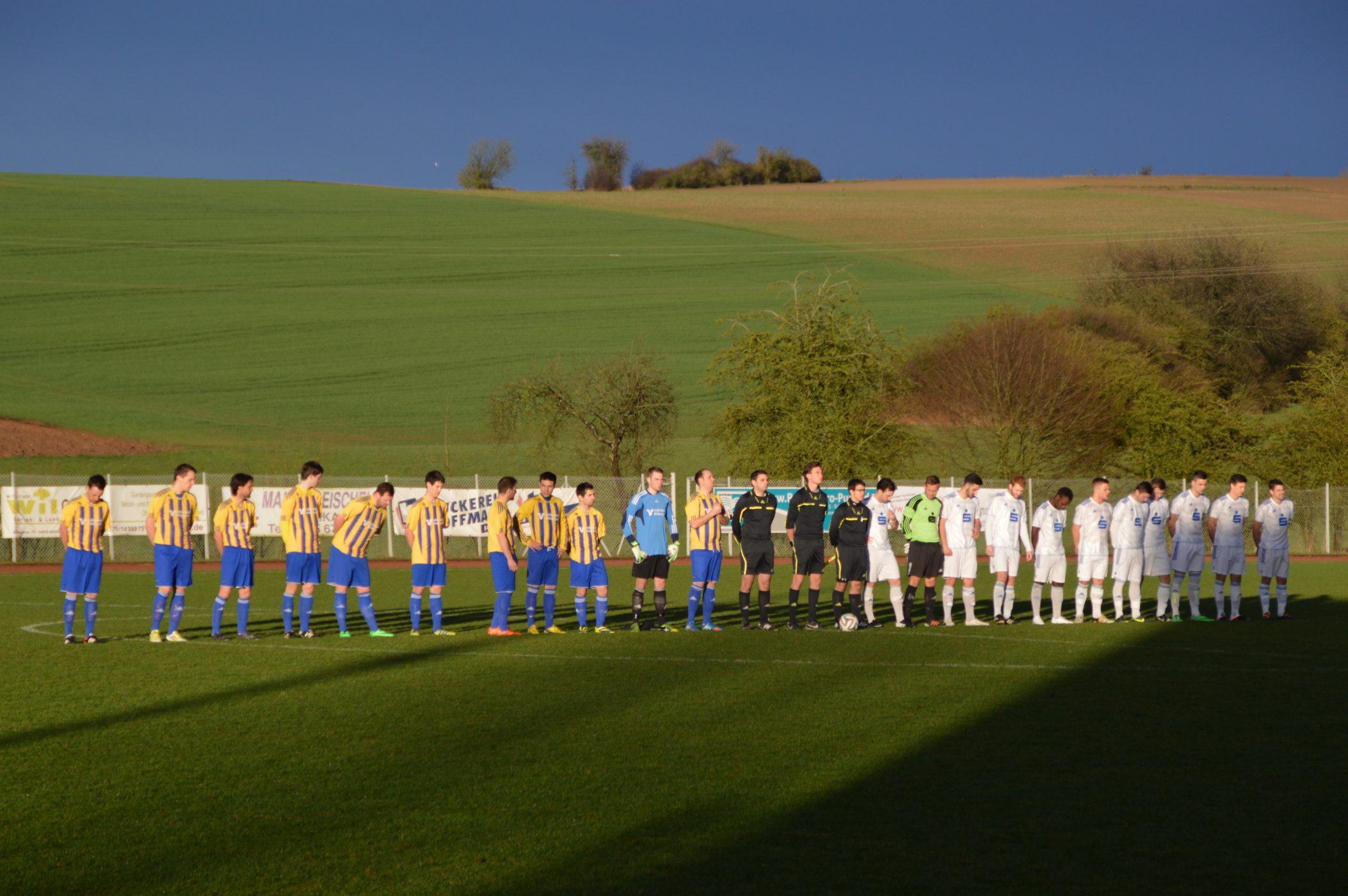1. Mannschaft kommt nicht über ein 1:1 Unentschieden gegen Bad Breisig hinaus