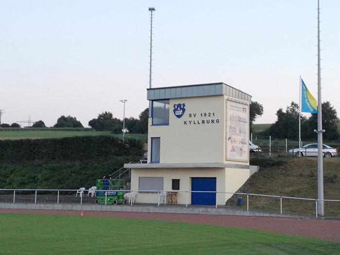 """Der """"Turm"""" - Medien-Zentrum und Multifunktionalraum"""