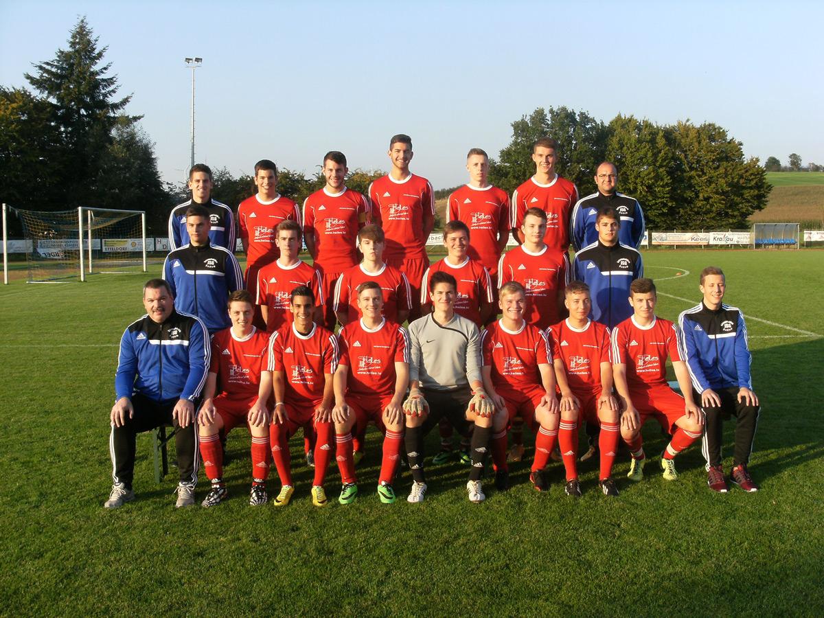A Jugend gewinnt Pokalspiel 3 : 0