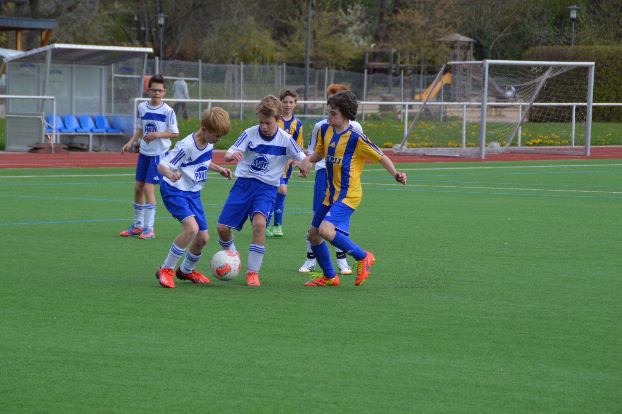E1 – Niederlage in der Meisterrunde in Hillesheim