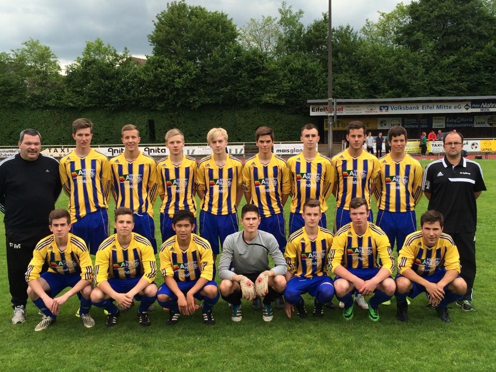 A Jugend mit super Spiel im Rheinlandpokal – 7:0