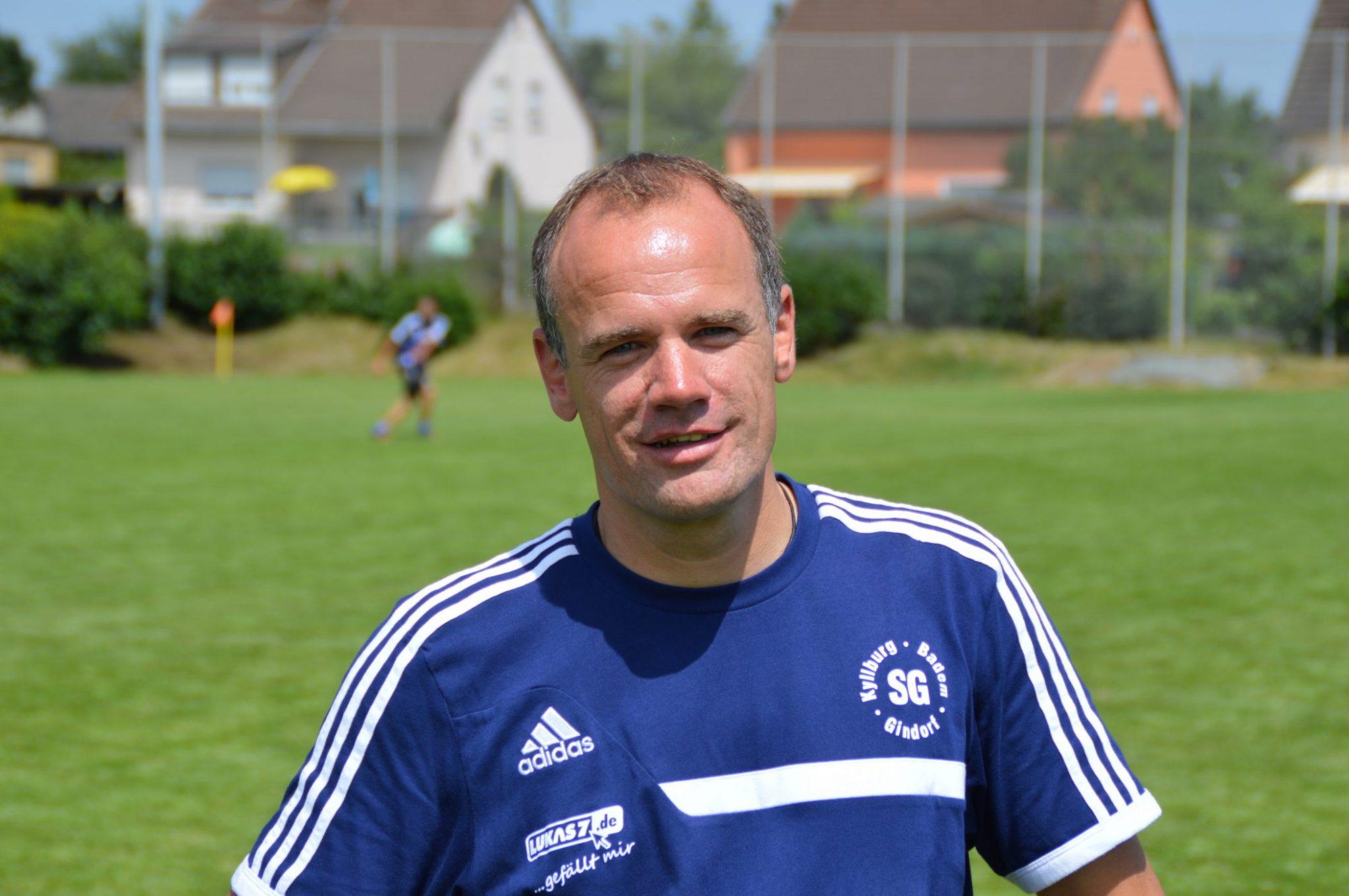 Saisonausblick: Interview mit Klaus Grüber, Trainer der 2. Mannschaft