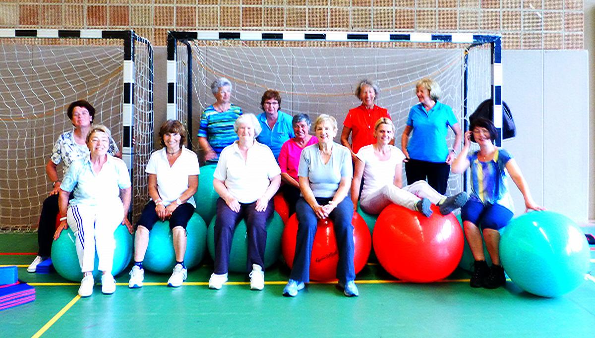 45 Jahre Frauengymnastik im SV Kyllburg