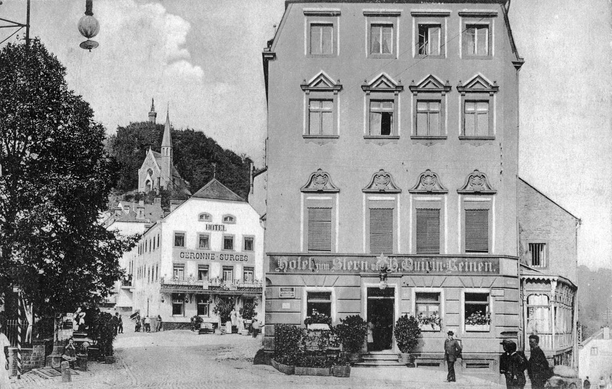 1921 – Die Geburtsstunde