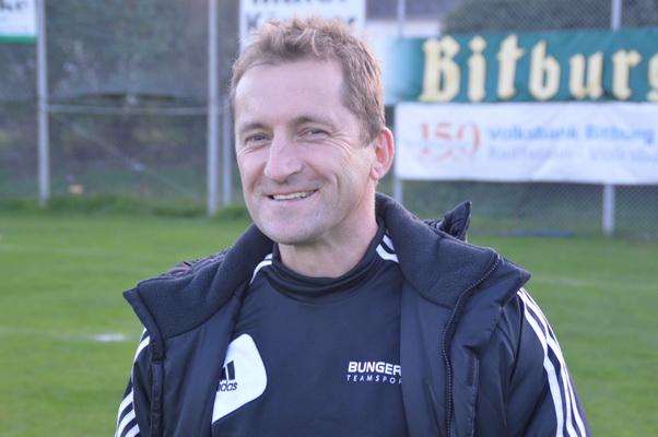 Guido Habscheid neuer Coach der 1. Mannschaft