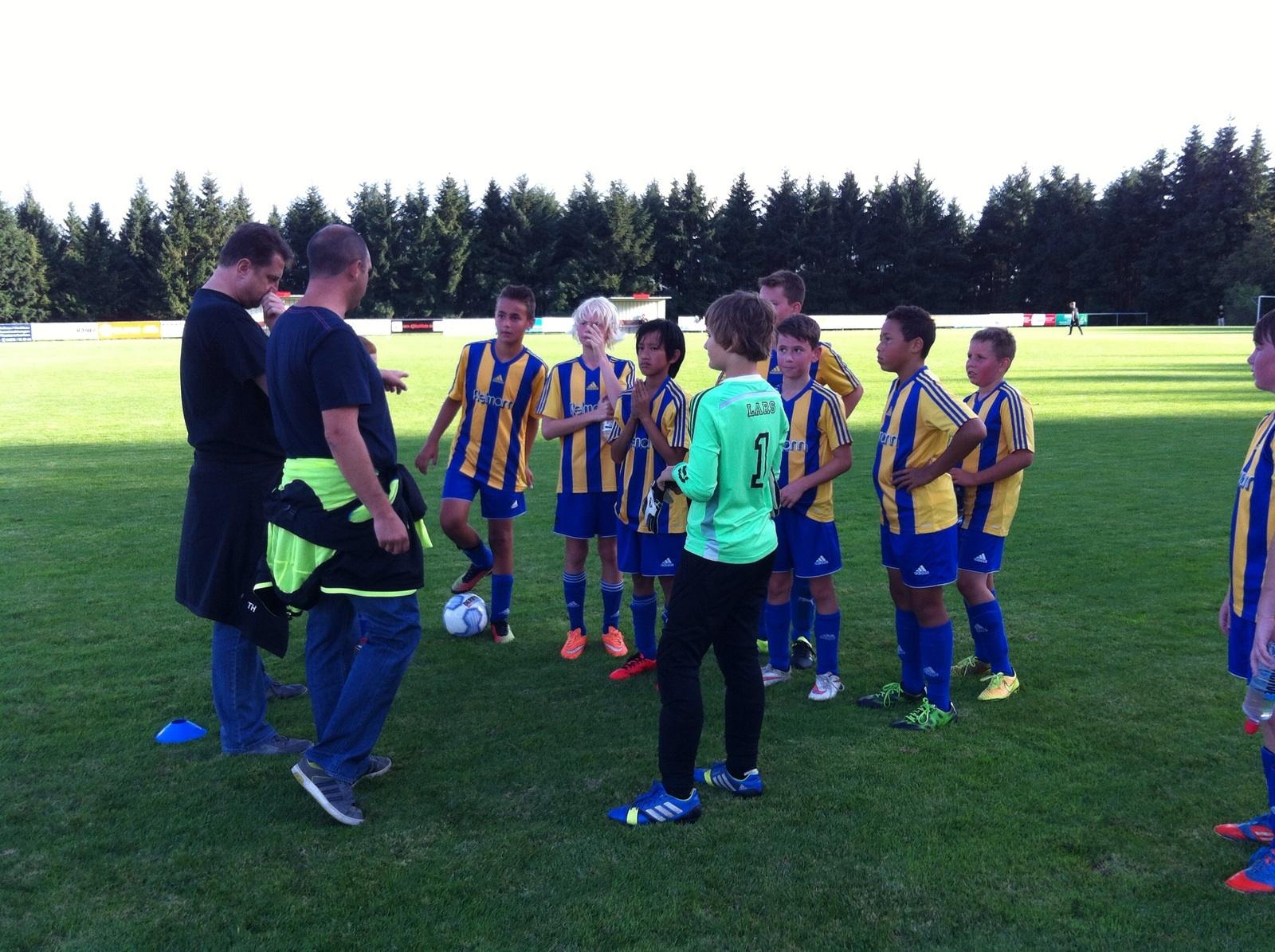 D1: Auswärtssieg 1. Runde Rheinlandpokal