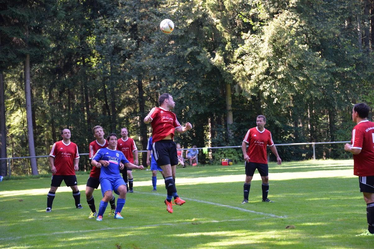 Bericht TuS Mötsch : SG Badem/Kyllburg/Gindorf III – 9 Tore – trotzdem 0 Punkte