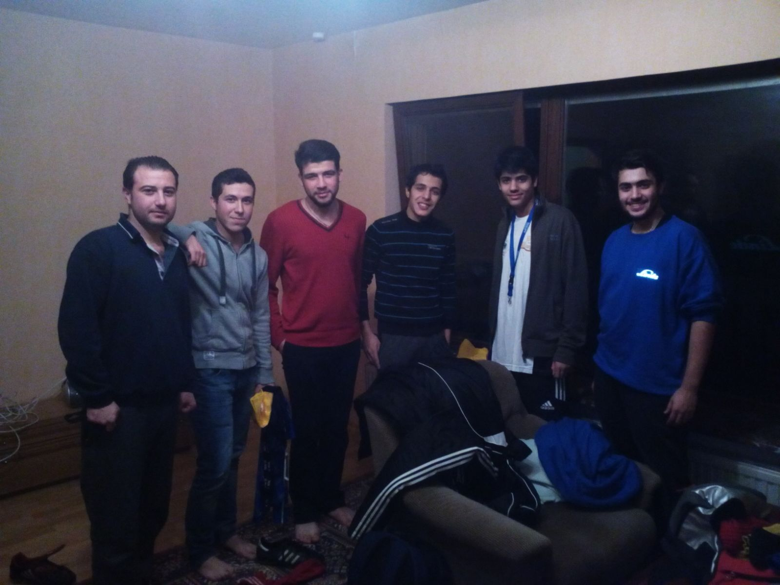 SVK integriert syrische Flüchtlinge
