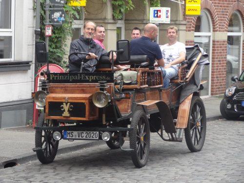 AH Tour 2016 nach Geheimstadt – WELTKLASSE !!!