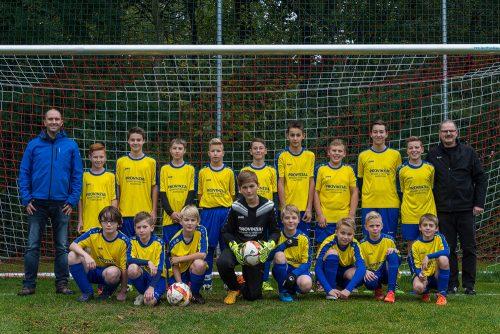 D-Jugend schafft den Einzug in die 6. Runde des Rheinlandpokals