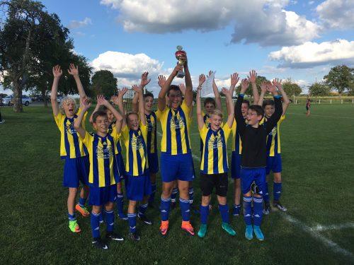 C1: VG-Pokal – erster Titel der Saison !