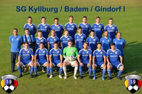 Pokalspiel gg. SG Minderlittgen am Mittwoch in Wittlich