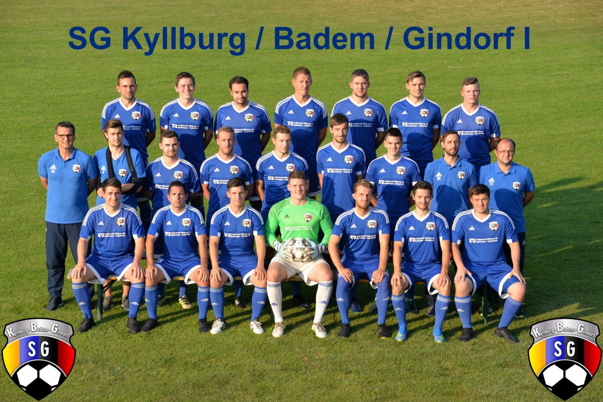 1. Saisonheimspiel der Bezirksliga am Samstag in Kyllburg!!!