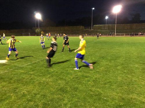 B1: Aus im Rheinlandpokal nach guter Leistung
