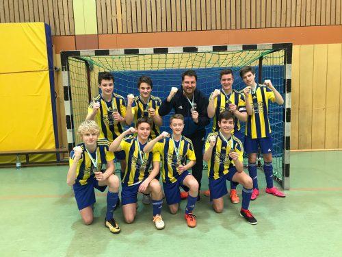 B-Jugend: Hallenkreismeister 2019 !!!