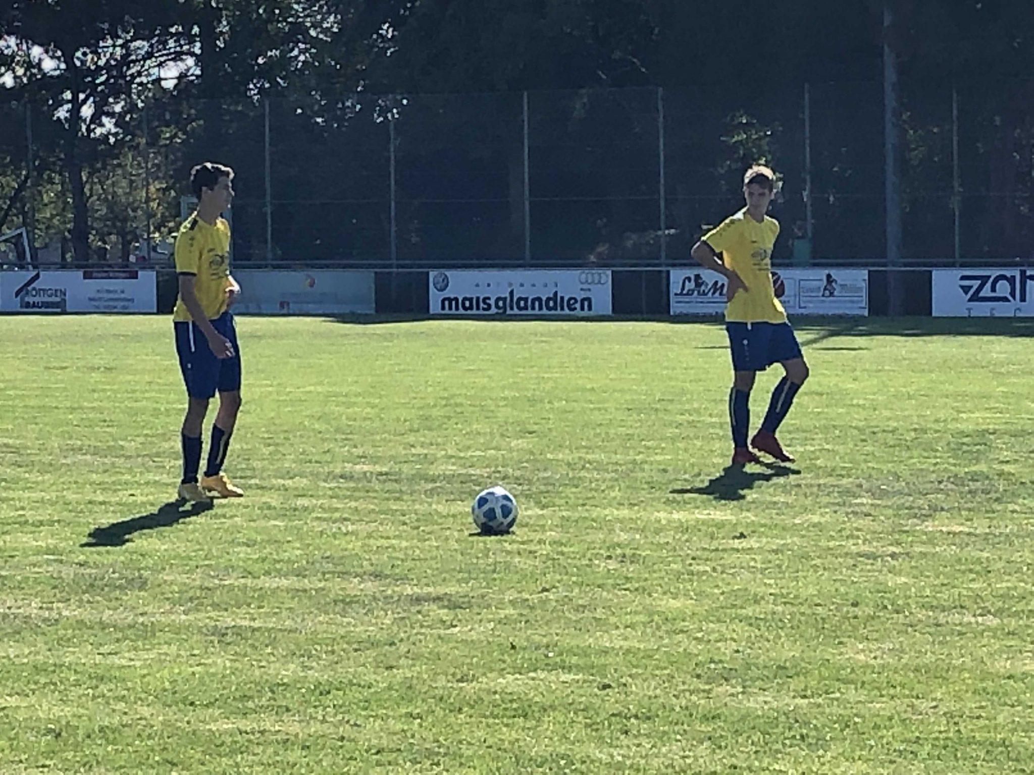 A-Jugend: Entscheidungsspiel um den Aufstieg in die Bezirksliga