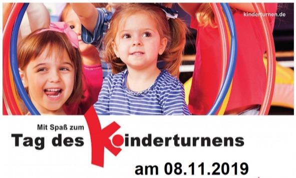 Bundesweiter Tag des Kinderturnens