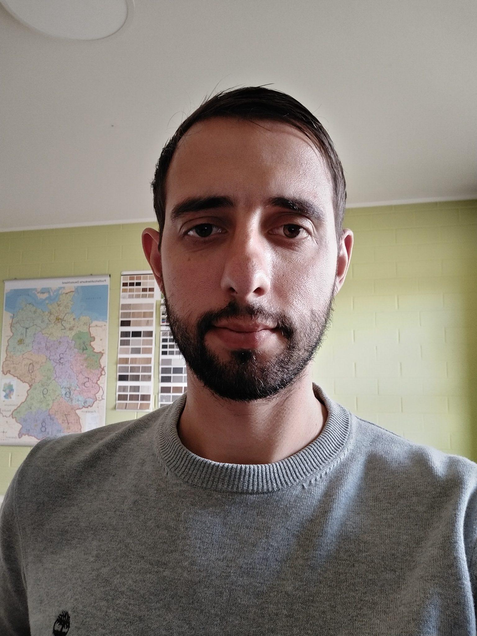 Dominik Kaschube – Neuer Abteilungsleiter Fußball