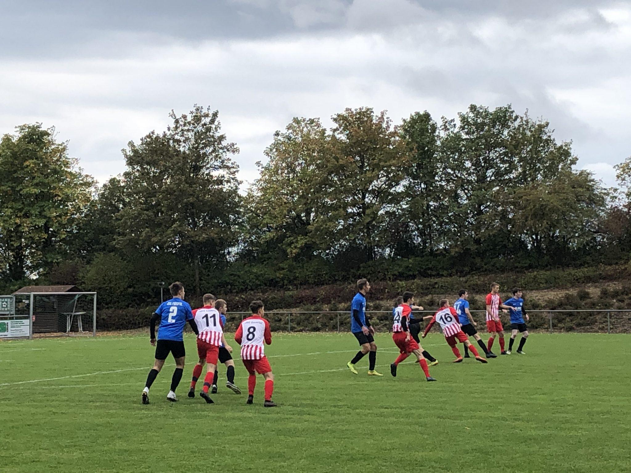 A-Jugend-Bezirksliga: Zwei Pleiten in Folge
