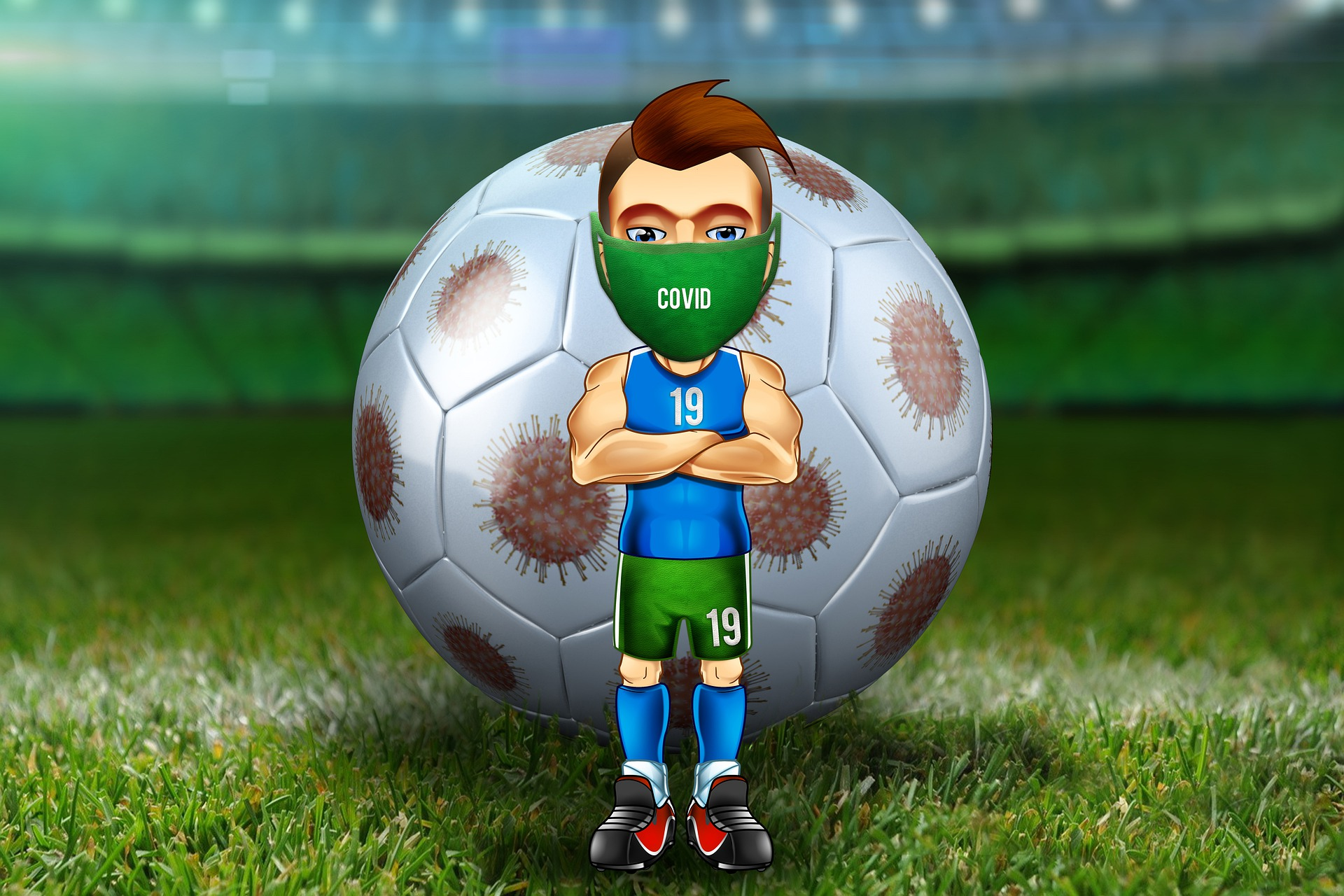 Fußballverband unterbricht bis auf Weiteres den Spielbetrieb!!!