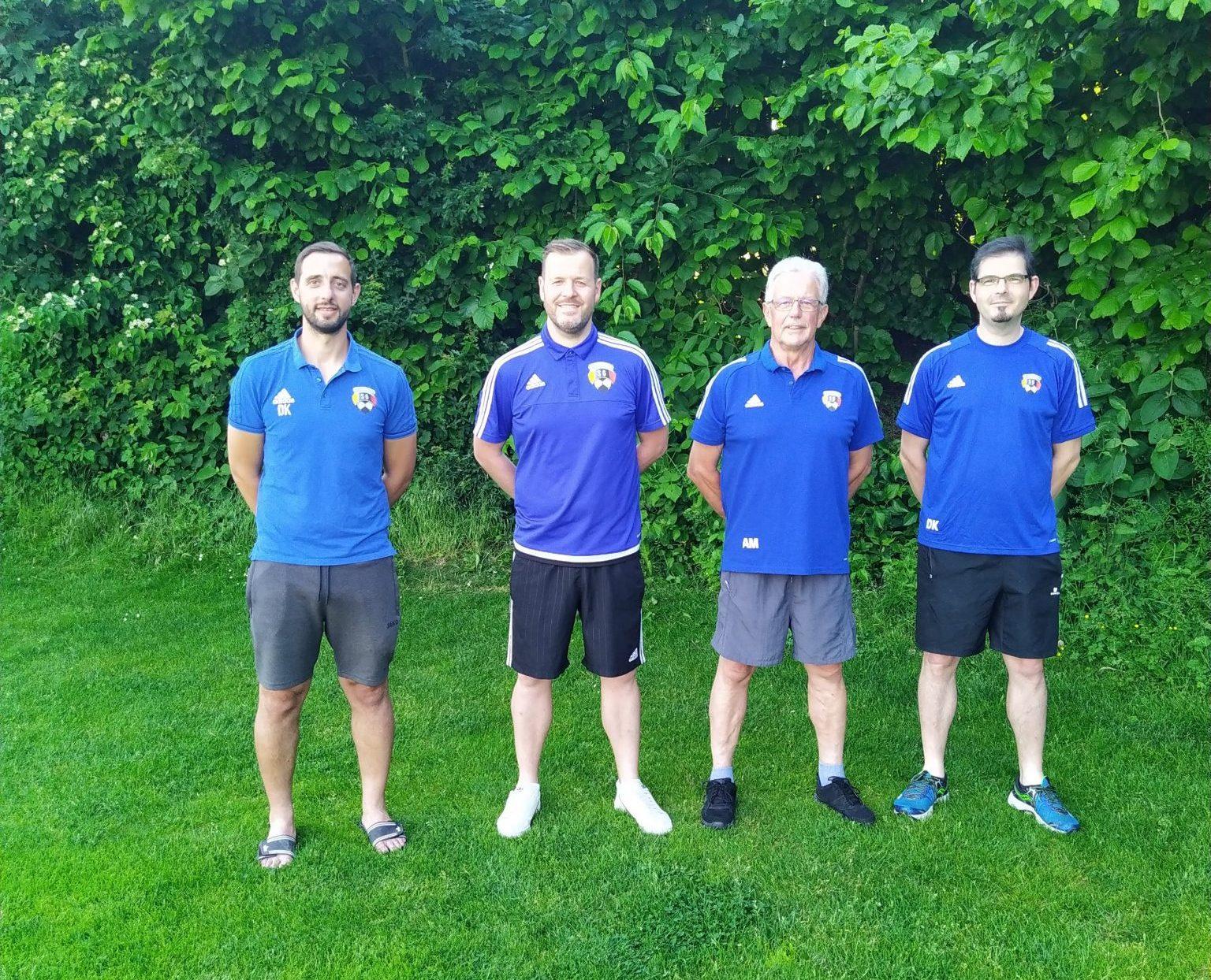Michael Mayer-Nosbüsch – Neuer Co-Trainer der 1. Mannschaft