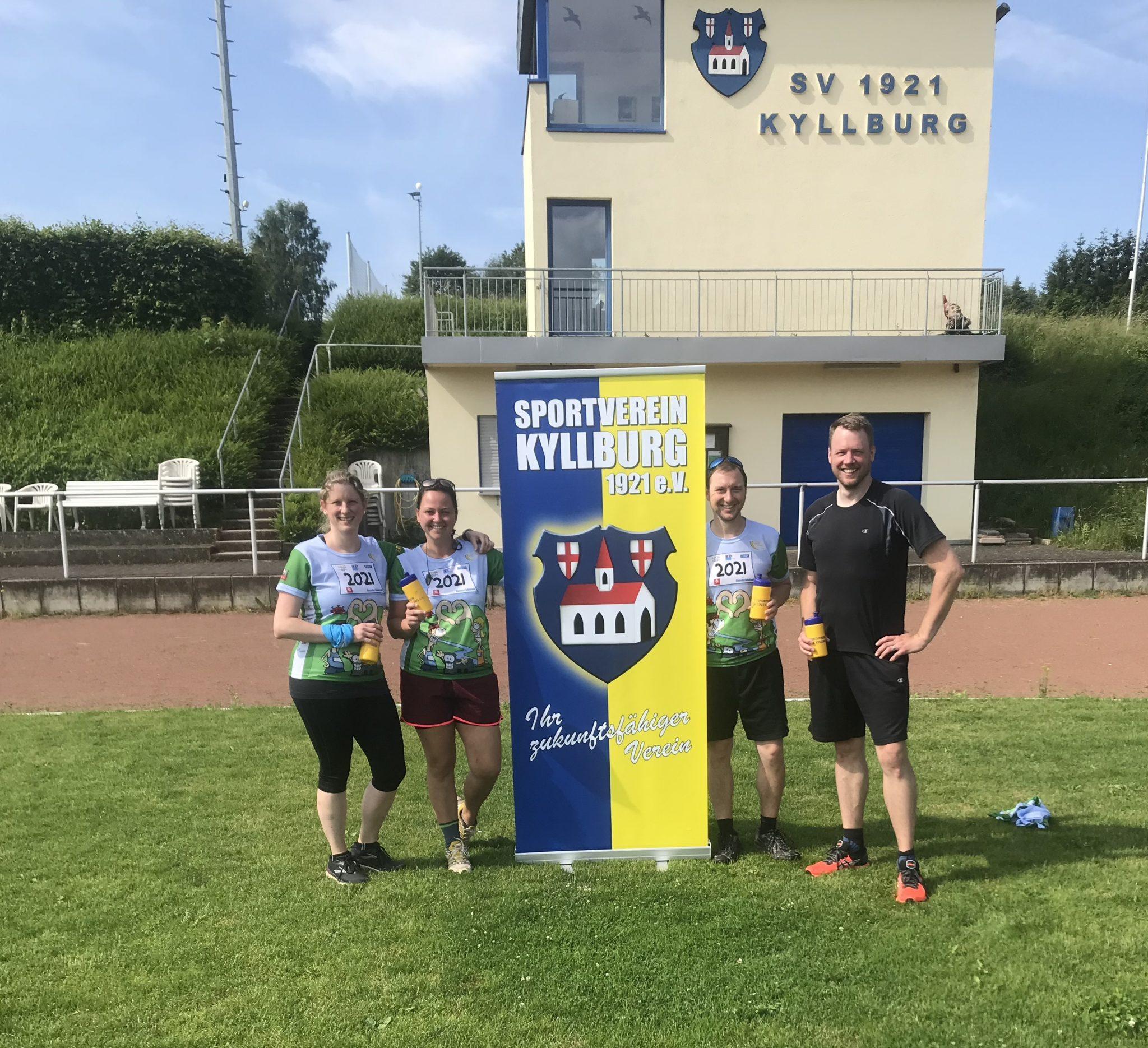 SVK erfolgreich beim 1. virtuellen Trierer Stadtlauf