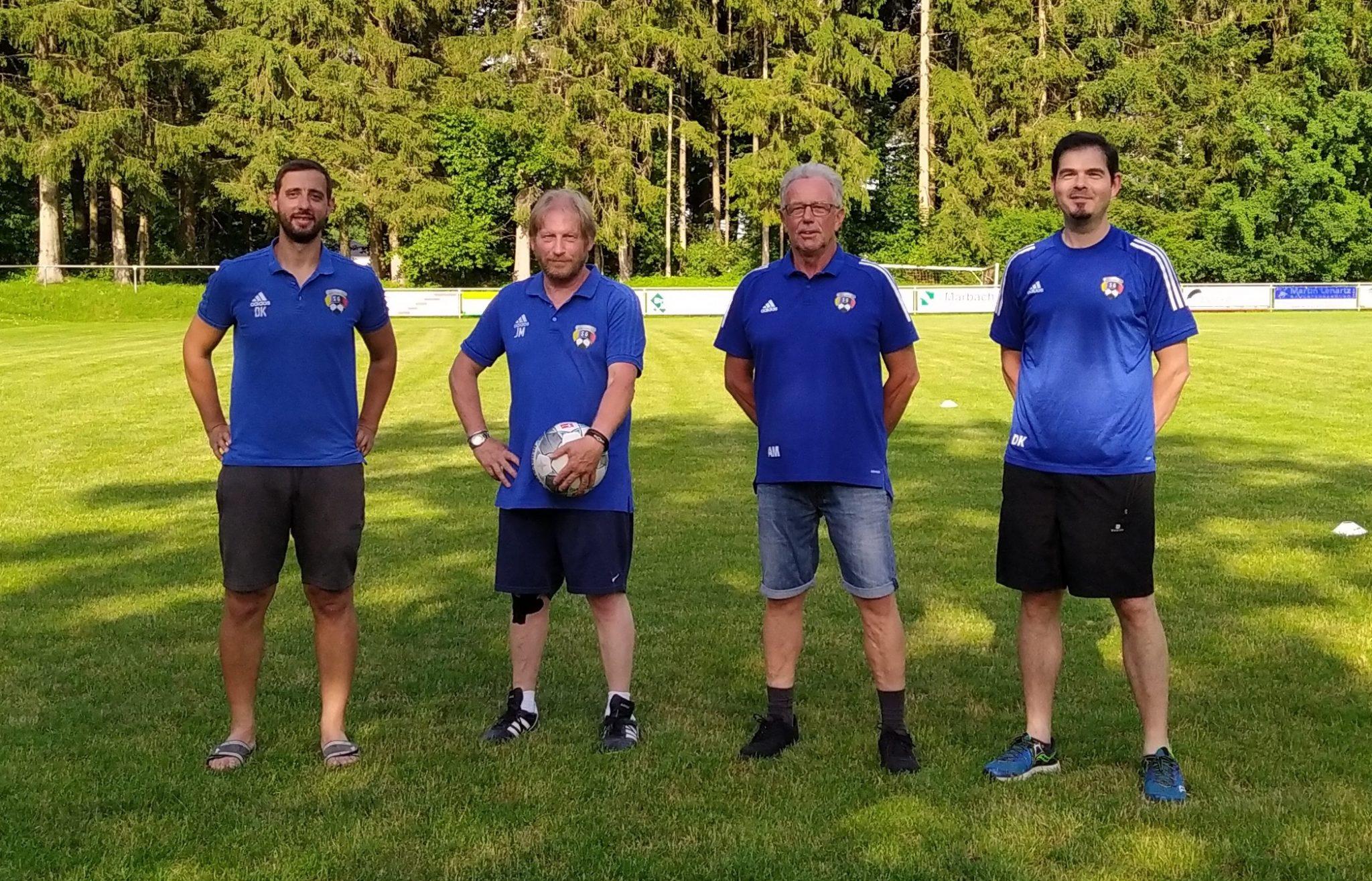 Edmund Bohr – Neuer Cheftrainer der zweiten Mannschaft