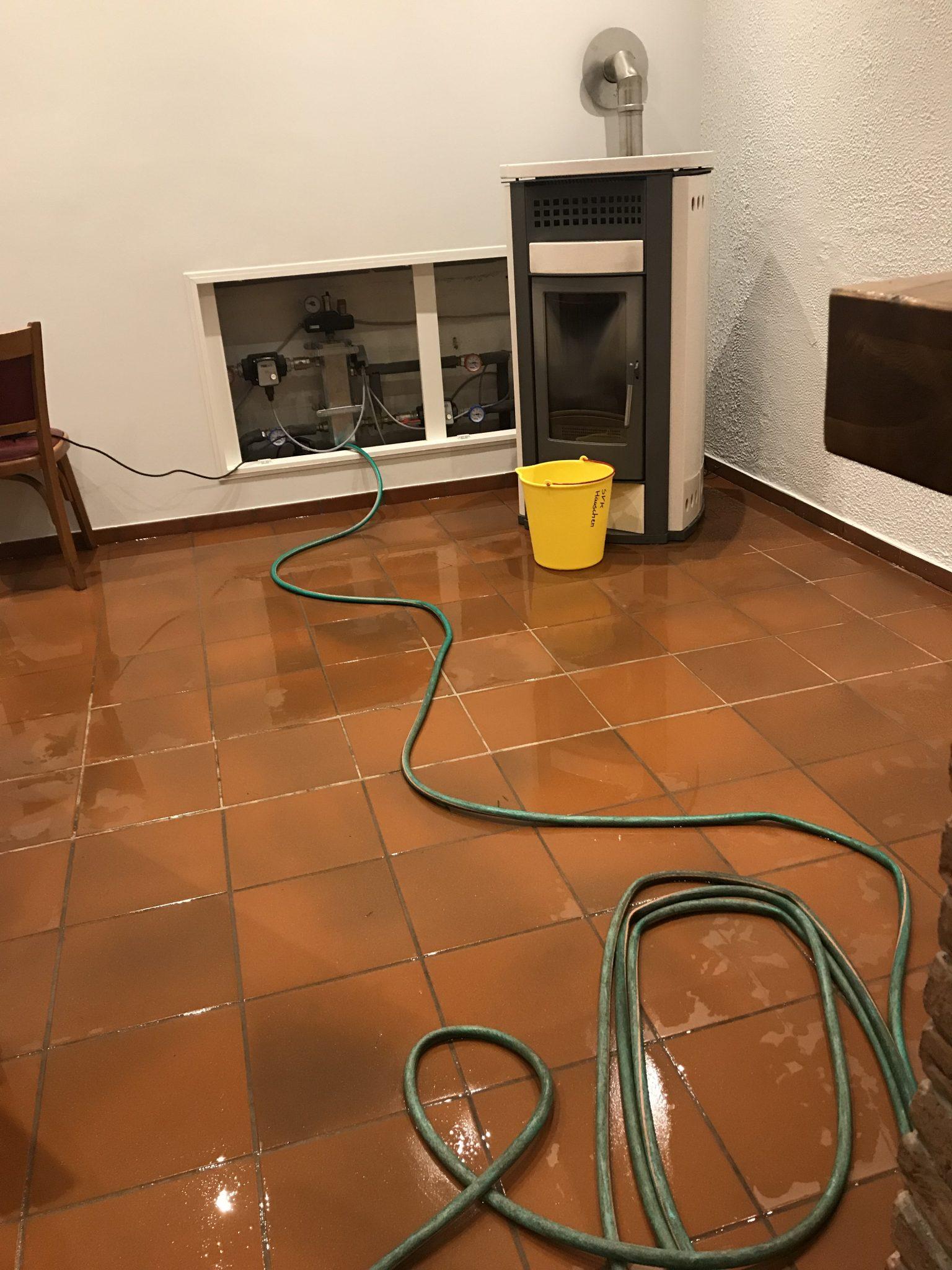 SVK unterstützt Hochwasseropfer